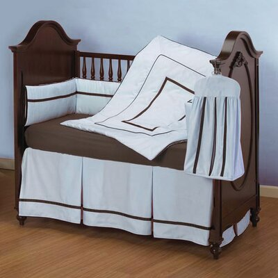 Baby Doll Bedding Hotel Style Crib Bedding Set