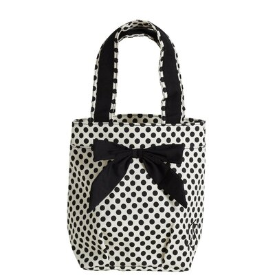 Jessie Steele Lunch Tote Bag with Bow