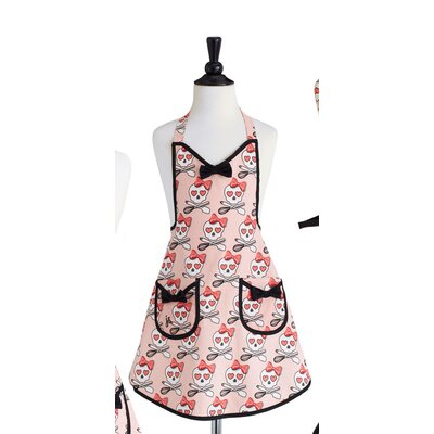 Jessie Steele Lucie Cooking Children's Bib Audrey Apron