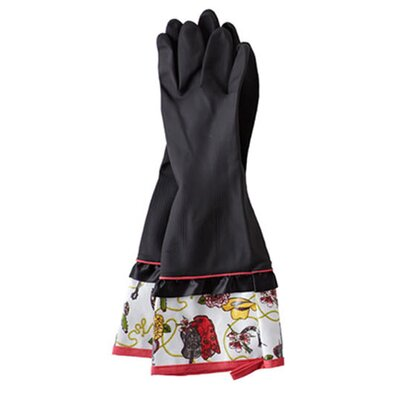 Jessie Steele Cowgirl Rubber Gloves
