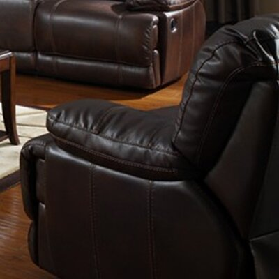 Emerald Home Furnishings Rigley Chaise Recliner
