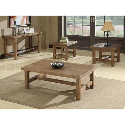 Emerald Home Furnishings Bellevue Coffee Table Set