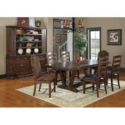 Castlegate Dining Table Dining Table With Optional Side Chairs Arm