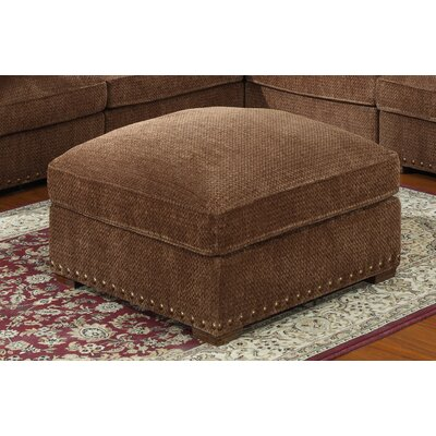 Emerald Home Furnishings Castlegate Ottoman