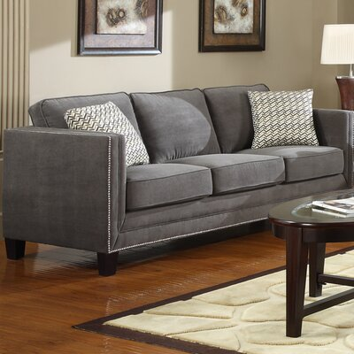 Emerald Home Furnishings Carlton Sofa Amp Reviews Wayfair