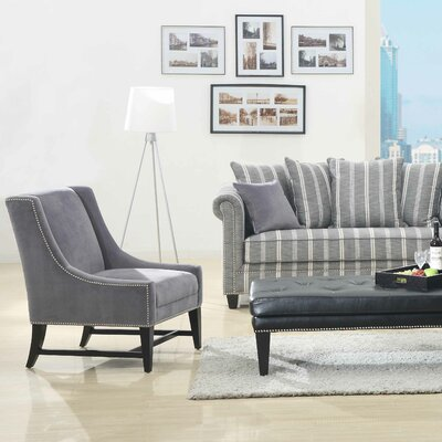 Emerald Home Furnishings Maddox Chair and Ottoman
