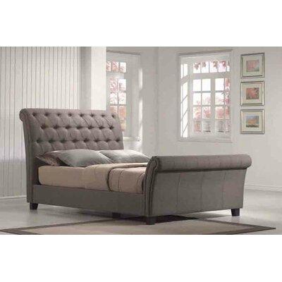 Innsbruck Upholstered Sleigh Bed