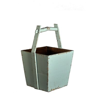 Antique Revival Chinese Water Bucket