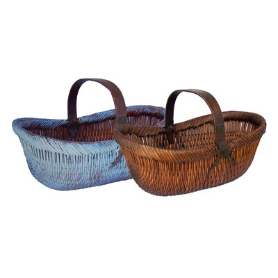 Antique Revival Vintage Fruit Basket