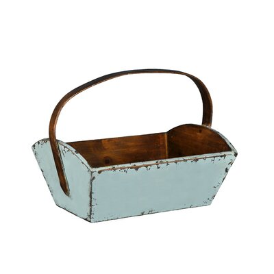 Antique Revival Blar Grape Bucket