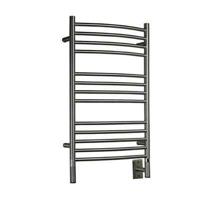 Amba Jeeves Wall Mount Electric C Curved Towel Warmer