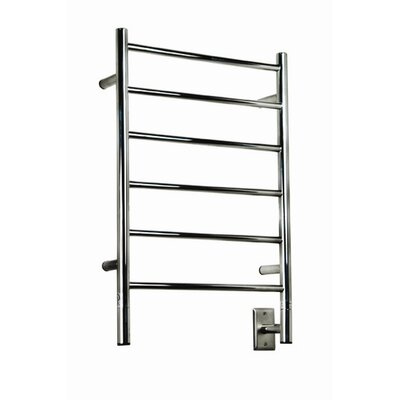 Jeeves Wall Mount Electric J Straight Towel Warmer