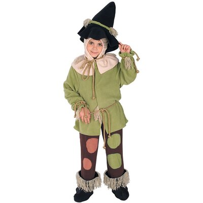 Rubies Wizard Of Oz Scarecrow Child Costume