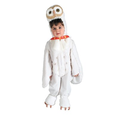 Harry Potter Hedwig the Owl Child Costume