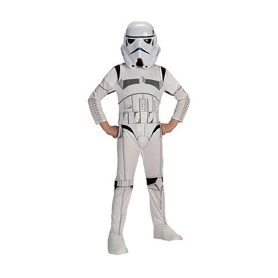 Star Wars Classic Stormtrooper Child Costume