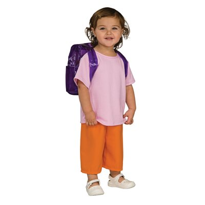 Rubies Nickelodeon Dora the Explorer Deluxe Child Costume