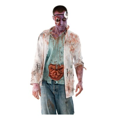 Rubies The Walking Dead Doctor Costume
