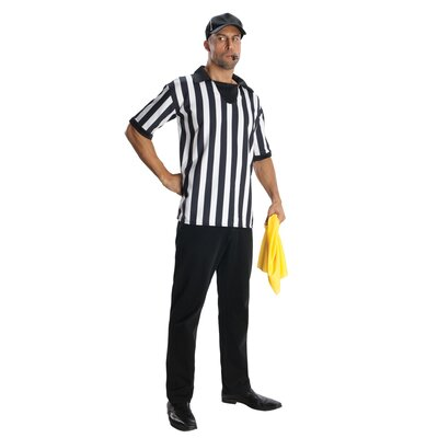 Rubies Referee Adult Costume