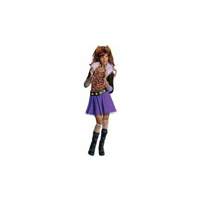 Rubies Monster High Deluxe Clawdeen Wolf Costume