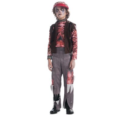 Zombies Zomboy 2 Halloween Costume