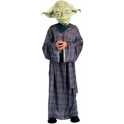 Rubies Deluxe Yoda Costume