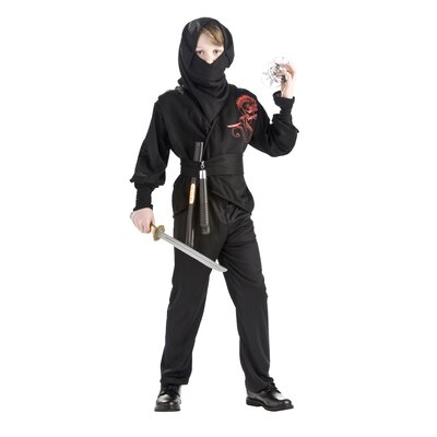 Rubies Ninja Child Costume