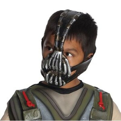 Rubies Batman Dark Knight Rises Bane 3/4 Mask