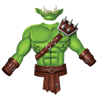Rubies World of Warcraft Orc Costume