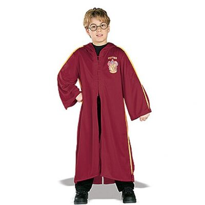 Rubies Harry Potter Child Quidditch Robe