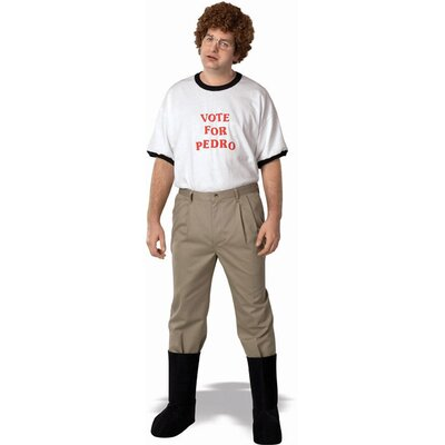 Rubies Napoleon Dynamite Vote for Pedro Accessory Kit