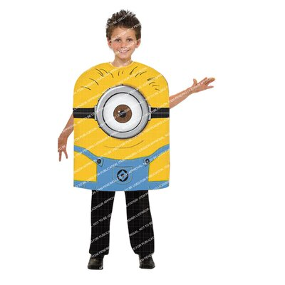 Rubies One Eye Minion Kids Costume