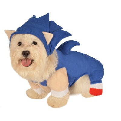 Rubies Sonic the Hedgehog Dog Costume