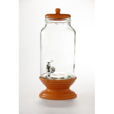 American Atelier 1.5 Gallon Glass Beverage Dispenser