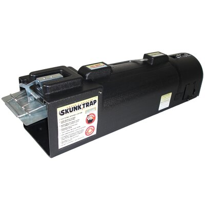 Advantek Electronic No Spray Skunk Trap