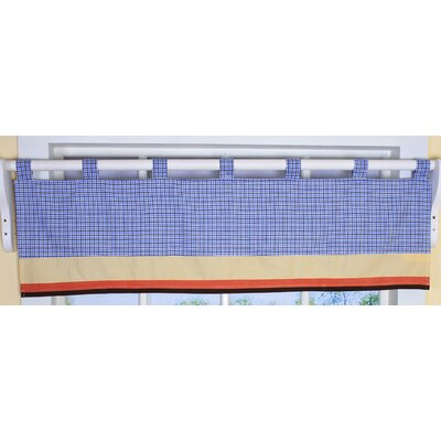 "Geenny All Star Sport 58"" Curtain Valance"