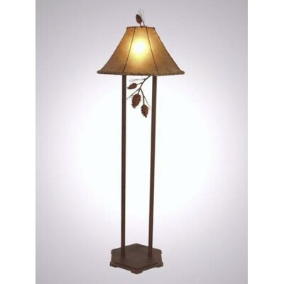 Pacific Coast Lighting Pine Cone Glow Floor Lamp Amp Reviews