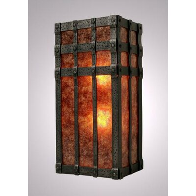Steel Partners San Carlos Open 1 Light Wall Sconce