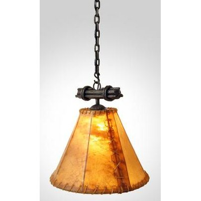 Steel Partners Sticks Single Anacosti 1 Light Pendant