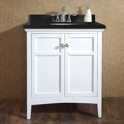 Campo 30'' Bathroom Vanity Ensemble Set