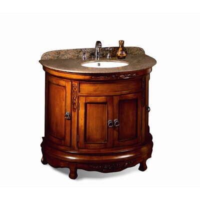 "Ove Decors Vienna 36"" Single Bathroom Vanity Set & Reviews"
