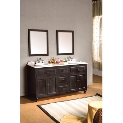 Ove Decors London Double Bathroom Vanity Set