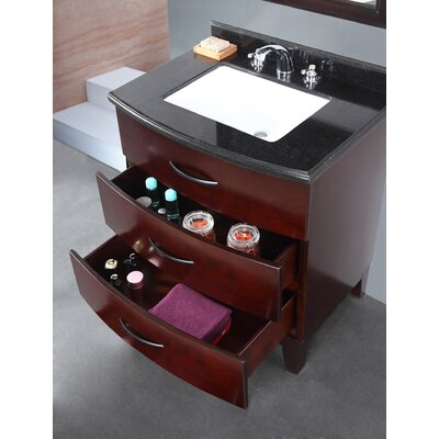 Ove Decors Tobo 30'' Bathroom Vanity Ensemble Set