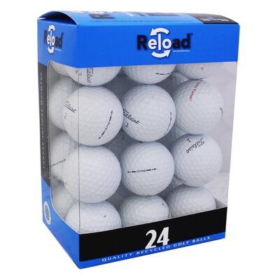 ReLoad High Grade Titleist Pro V1 2010 Golf Ball