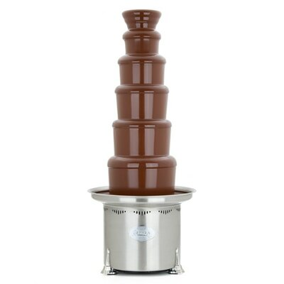 Sephra The Sephra 5 Tier Convertible Chocolate Fountain