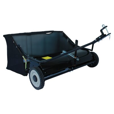 Recharge Mower Tow Behind Lawn Sweeper