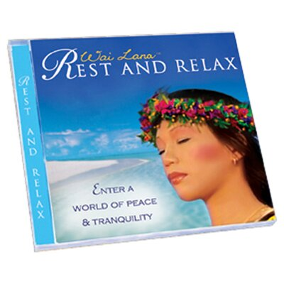 Wai Lana Rest and Relax CD