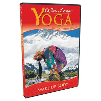 <strong>Wai Lana</strong> Yoga Wake up Body DVD