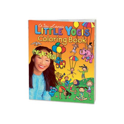 Wai Lana Little Yogis Coloring Book