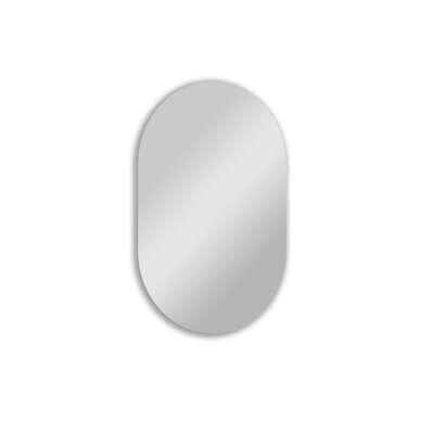 Harrop Rounded Rectangle Mirror