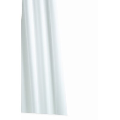 Plain Polyester Fabric Shower Curtain